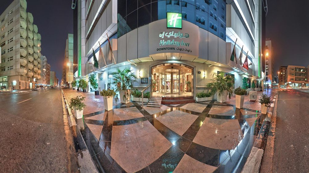 Holiday Inn Downtown 4* ОАЭ, Дубаи