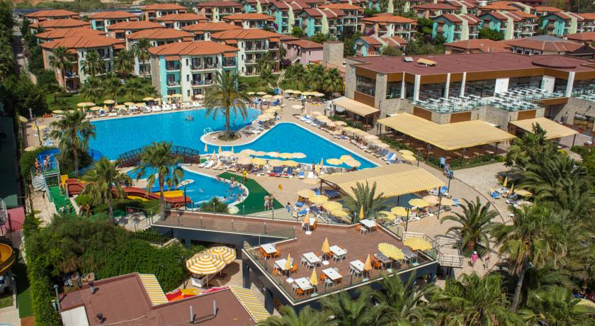 Gypsophila Holiday Village 5*