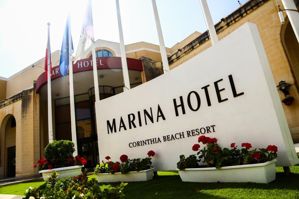 Marina Hotel Corinthia Beach Resort 4*, Мальта, Сент-Джуліанс